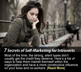 7 Secrets of Self-Marketing for Introverts